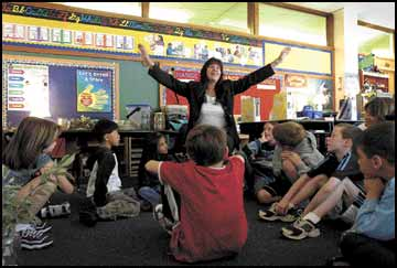 Lewis and Clark Elementary School at forefront of teaching Indian life