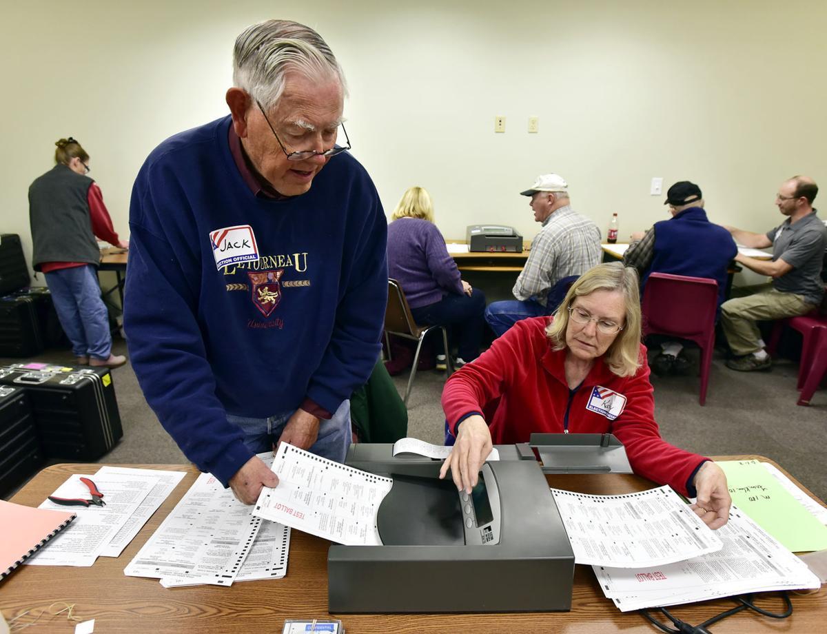 Missoula County election