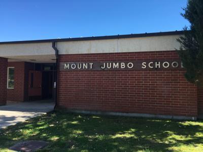 Mount Jumbo School