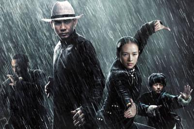 Grandmaster Is A Meditative Martial Arts Movie Movies