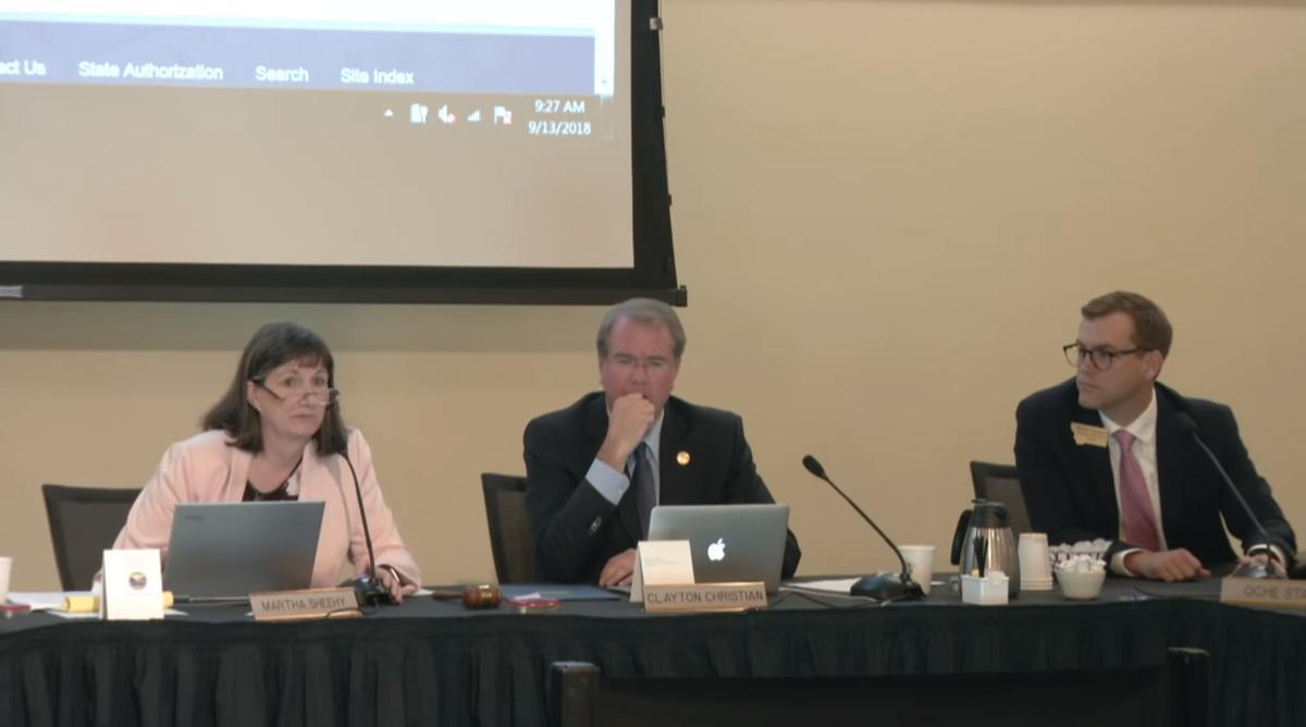 Montana Board of Regents