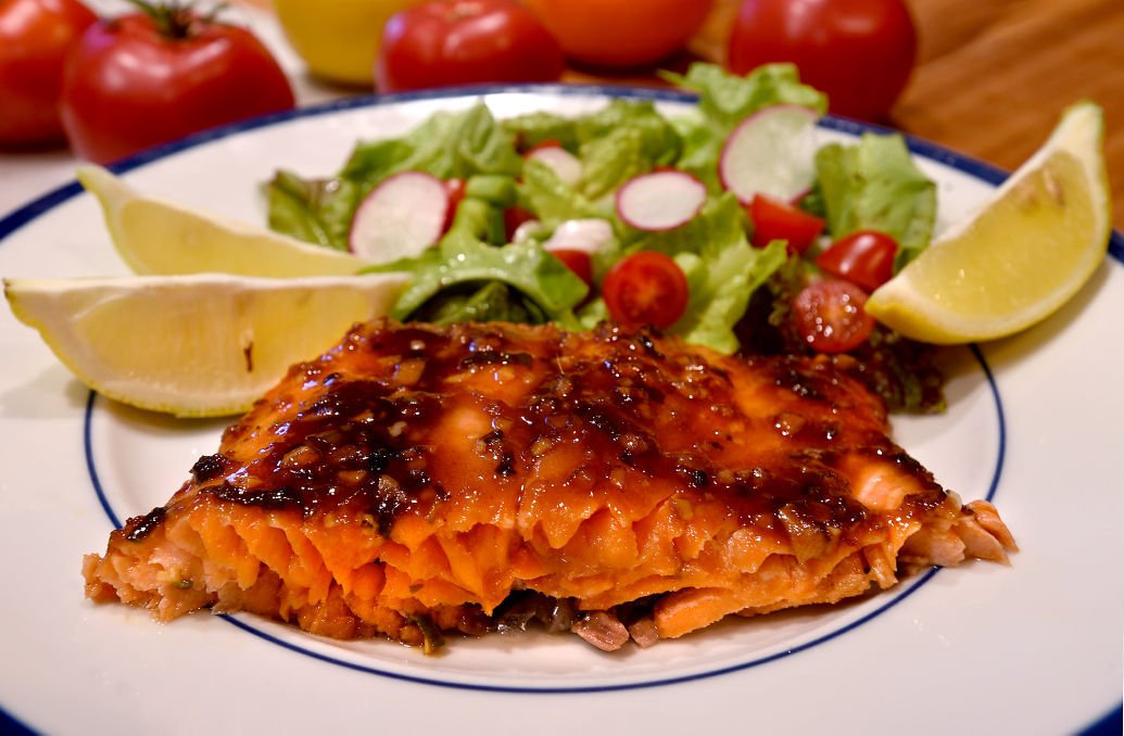 Greg patent plain or asian glazed baked steelhead is foolproof 071515 patent salmon1 mgg forumfinder Gallery