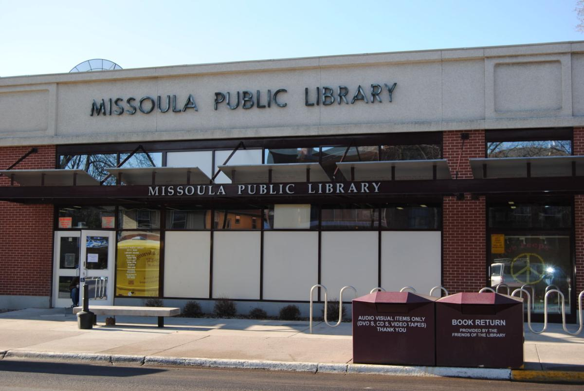 Missoula Public Library