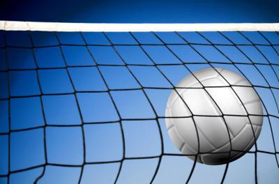 volleyball stockimage