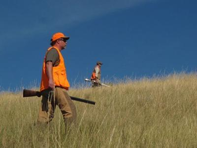 The upland bird season opens