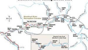 Blackfoot River fishing access sites | | missoulian.com