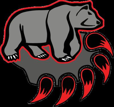 Missoula Bruins HS hockey logo