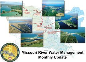 Heavy September rains push Missouri River runoff toward record