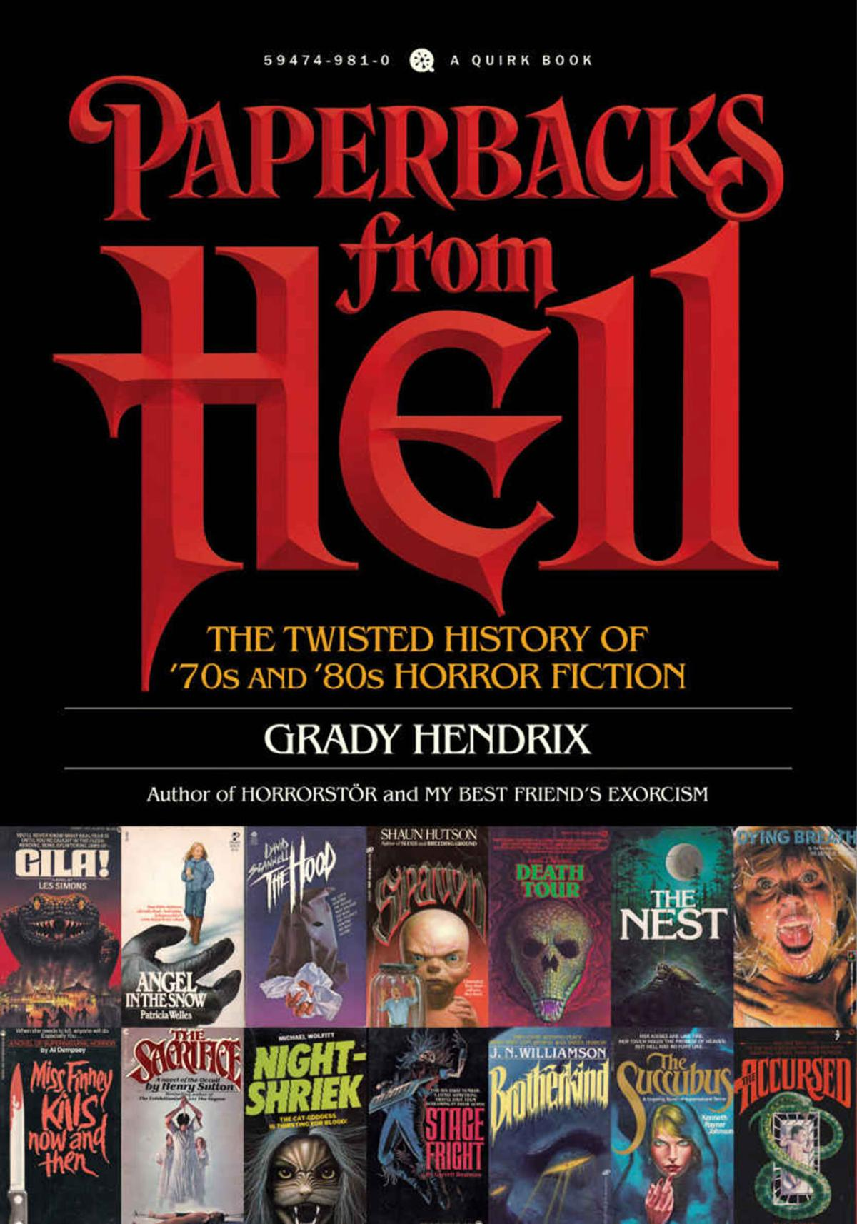 BOOKS BOOK-PAPERBAKCS-HELL-REVIEW LA