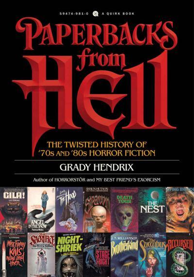 BOOKS BOOK-PAPERBAKCS-HELL-REVIEW LA