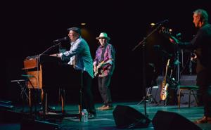 Gene Cornish of The Rascals in stable condition following collapse on stage Friday night in Billings