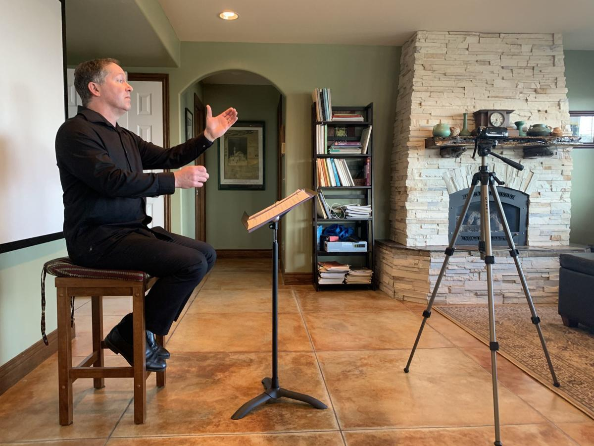 David Cody Conducting