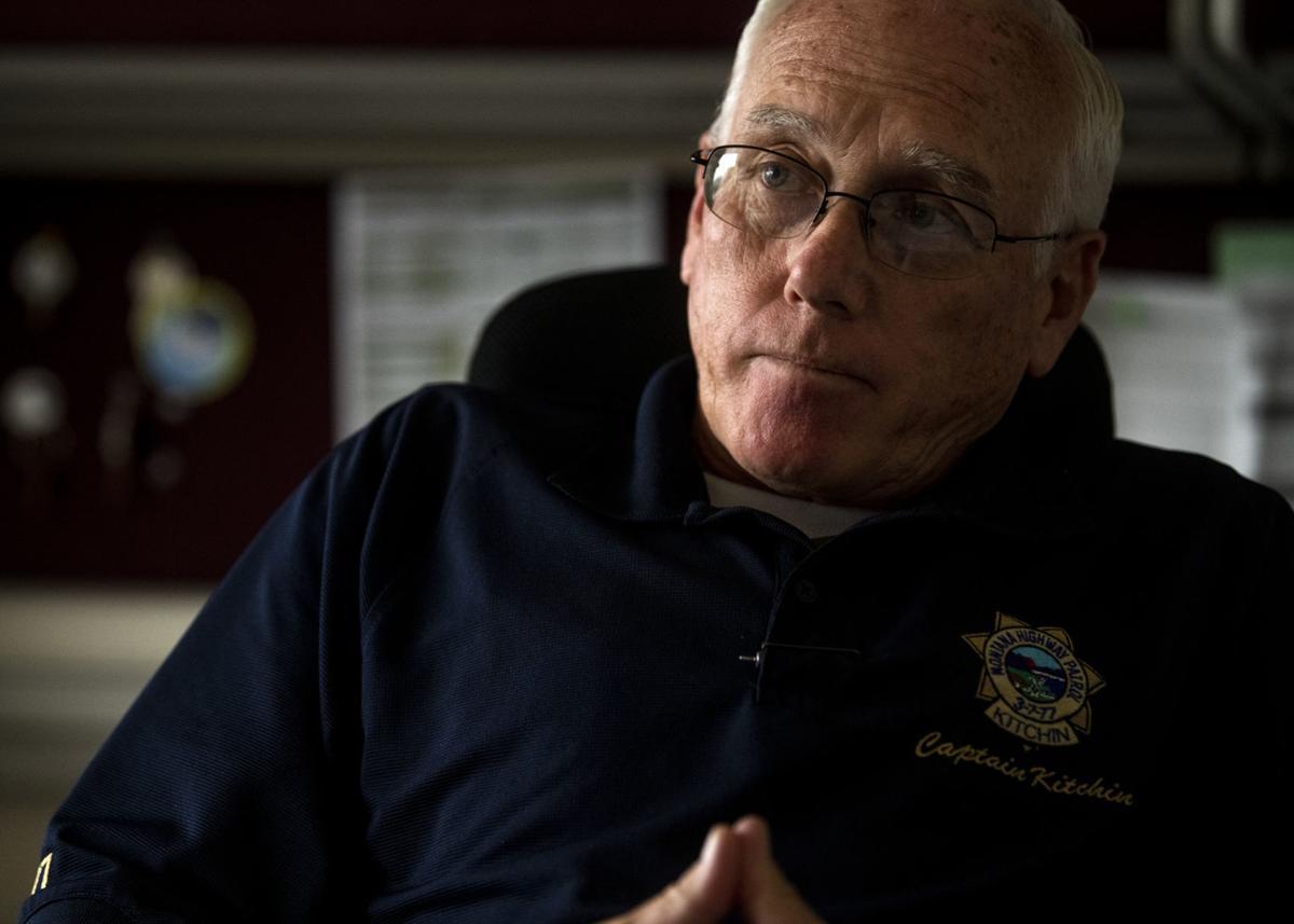 Capt. Jim Kitchin retiring 02