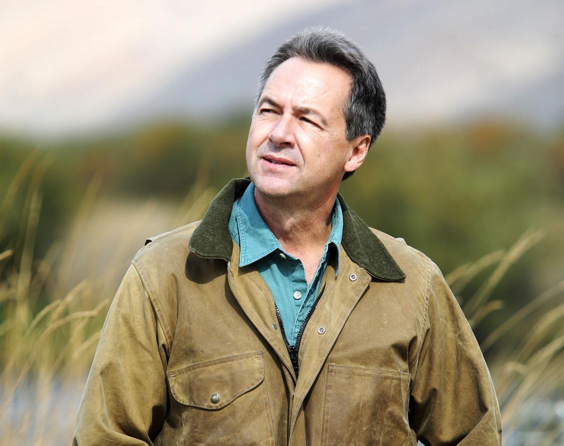 Montana Governor Steve Bullock (copy)