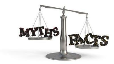Myths versus facts