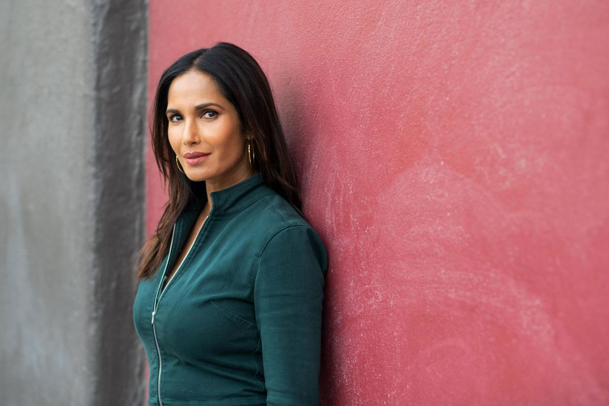 Padma Lakshmi says this ingredient makes American food great