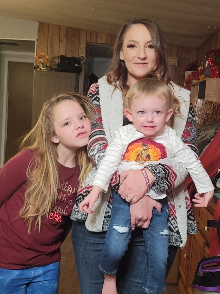Dani Johnston daughters