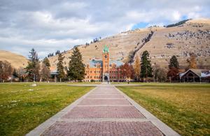 University of Montana enrollment consultant finalist for vice president