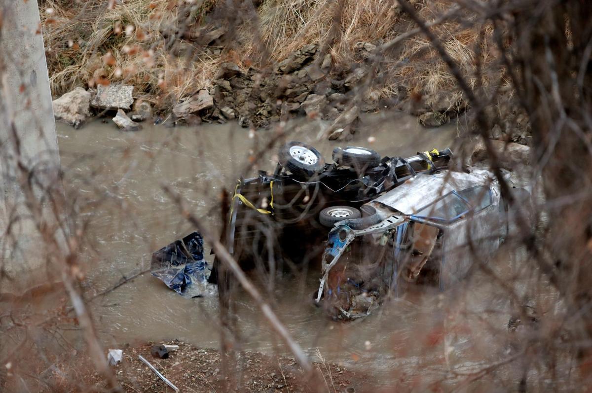 Huntley crash