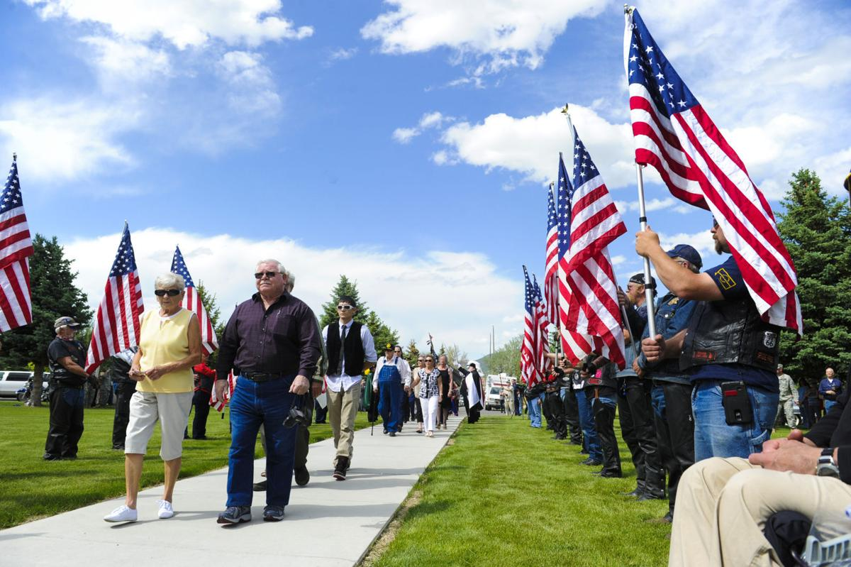 Veterans' Funeral