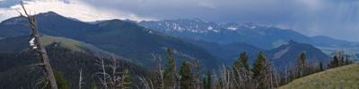 West Crazy Mountains