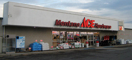 Montana Ace Small Engine Repair Hardware Store