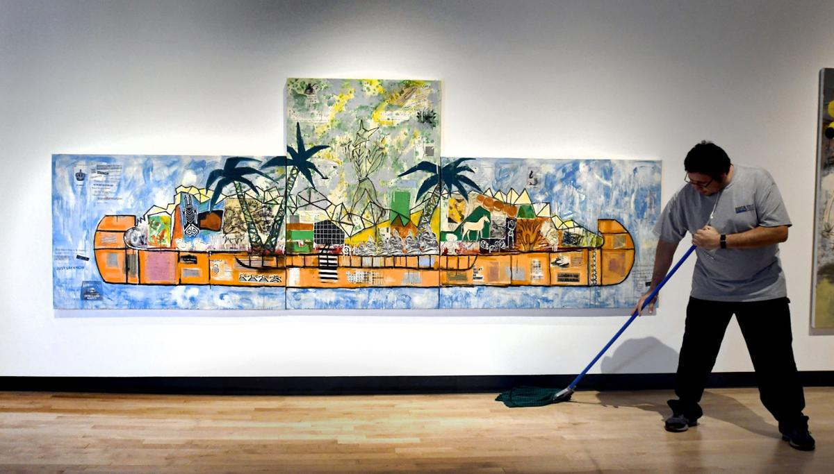 Artist Jaune Quick-to-See Smith makes homecoming with MAM