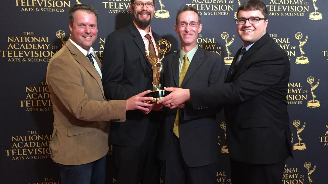 Missoula Effects Team Wins Emmy For Work On Climbing Documentary