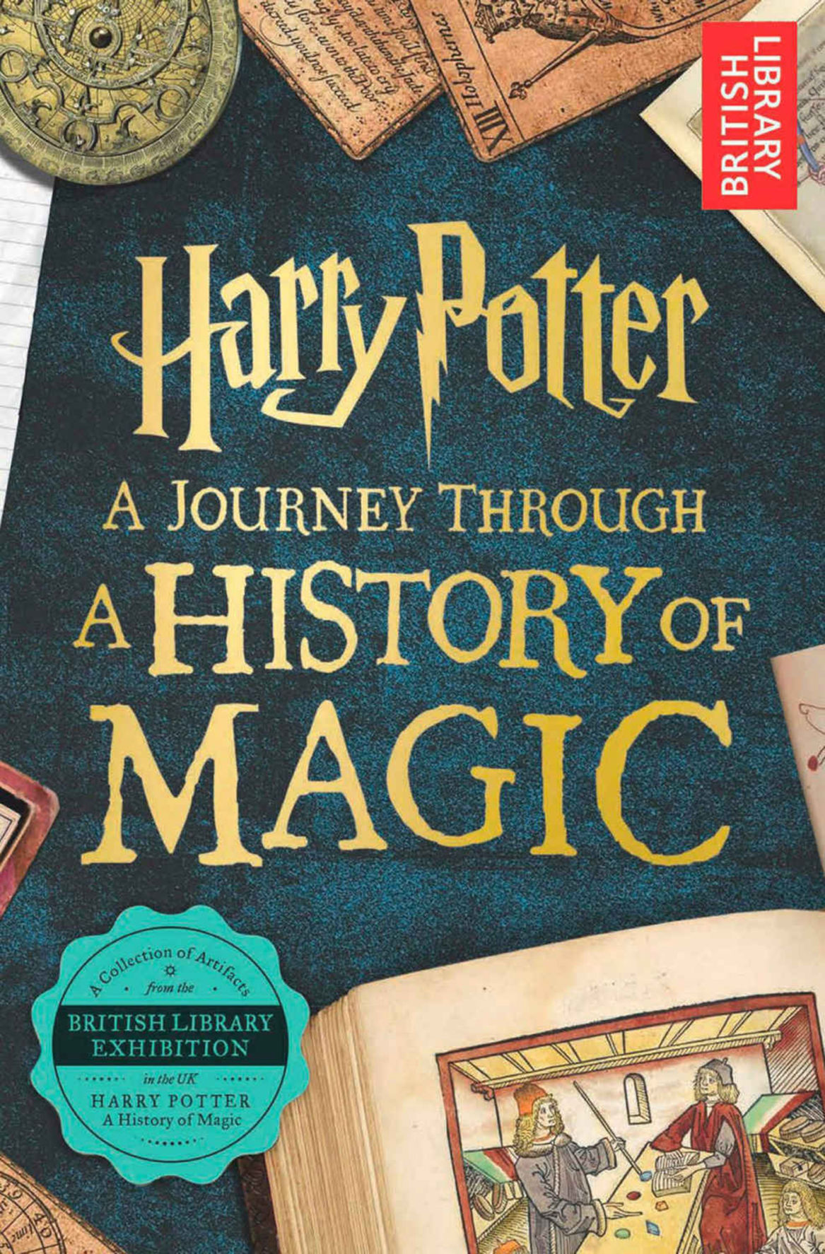 BOOKS BOOK-HARRYPOTTER-HISTORY-MAGIC-REVIEW TB