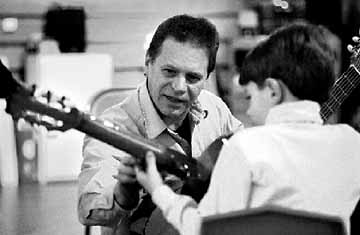 Getting in tune with kids