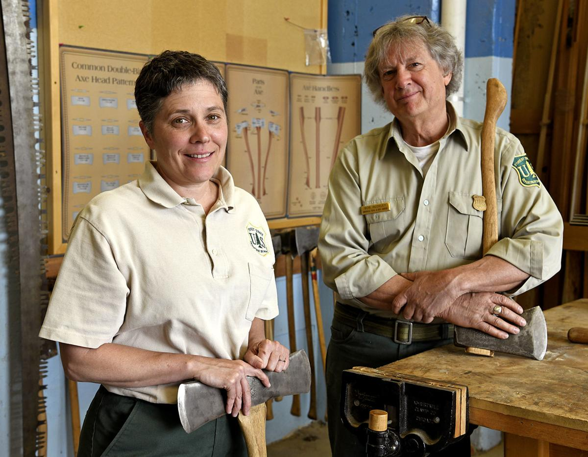 Susan Jenkins and Bob Beckley 1