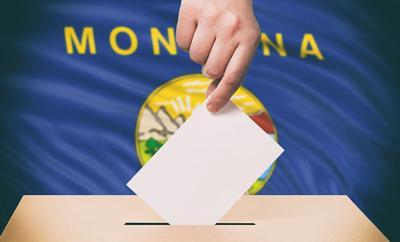Montana voting