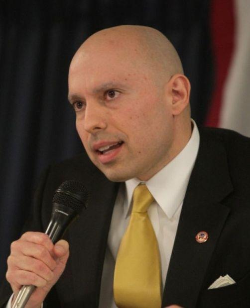 Republican U.S. House candidate Drew Turiano