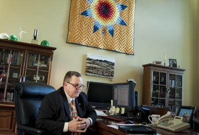Montana Senator Jon Tester