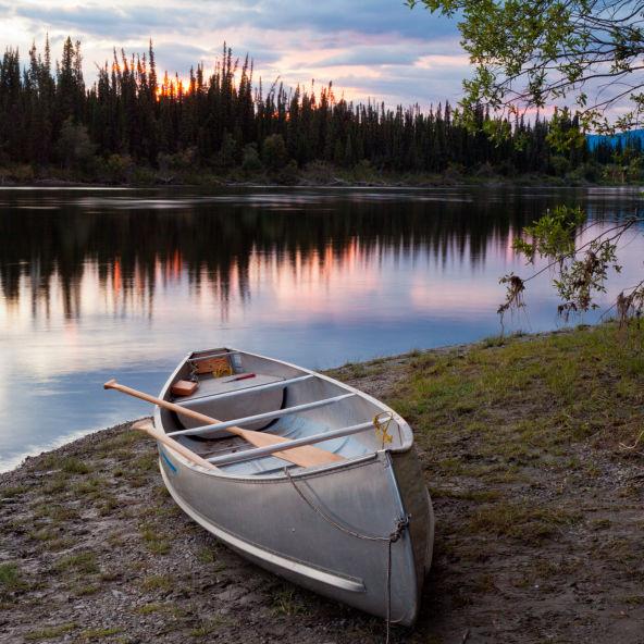 canoe stockimage
