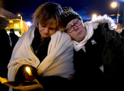 Homeless memorial in Missoula