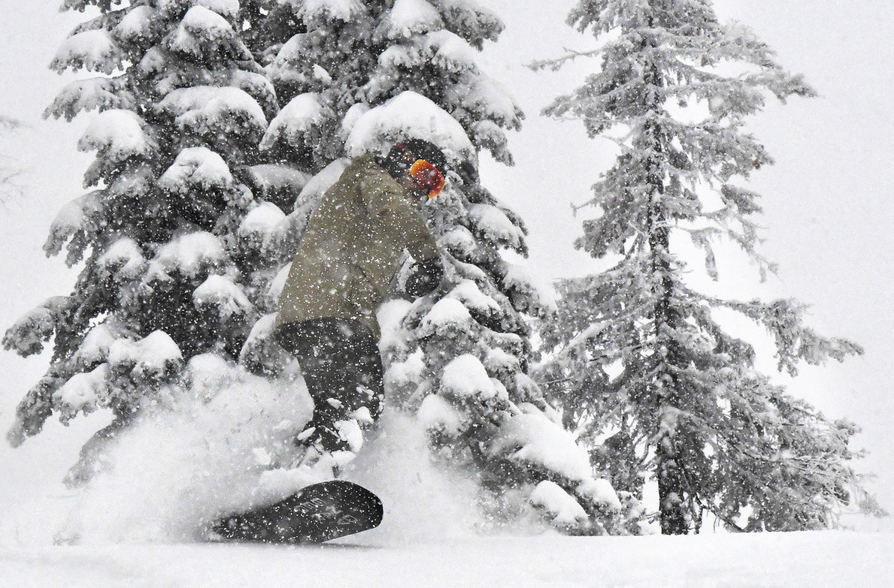 fir letter format%0A Photos  Off the edge  Catskiing service takes powder lovers to deep stash      missoulian com