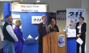 Billings gets call center for 211 help line as part of suicide prevention efforts
