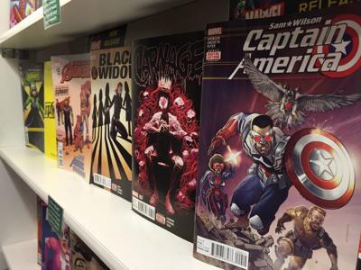 Muse Comics & Games