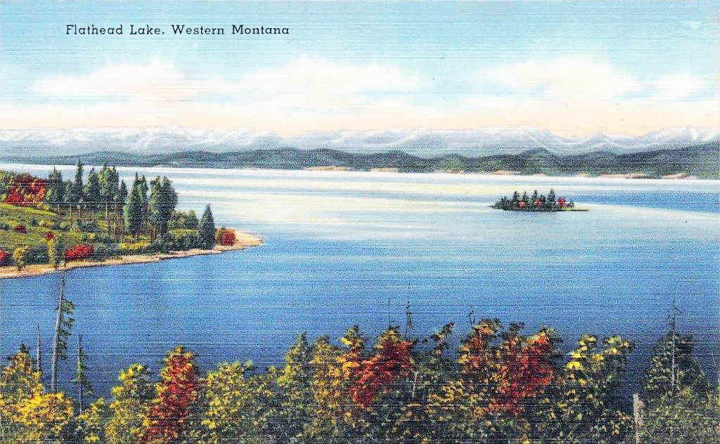 Flathead Lake