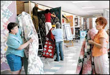 Missoula quilters guild: Scores of squares on display at Big Sky