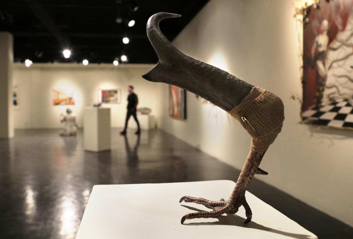 UM Student Juried Art Show