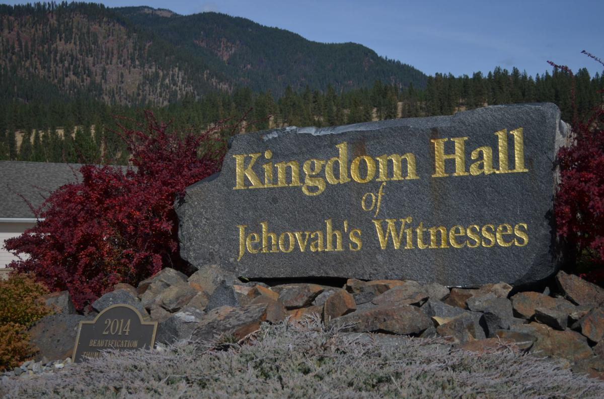 Kingdom Hall of Jehovah's Witnesses in Thompson Falls