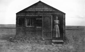 Peek into the life of a single woman who homesteaded in Montana