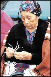 Salish matriarch was link to ancient tribal culture