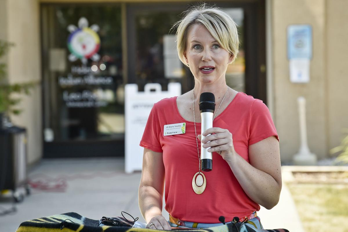 Jill Steeley, CEO of Pureview Health Center,