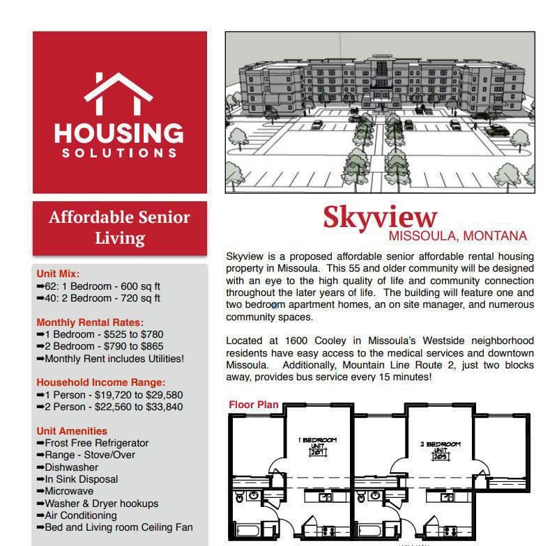 Skyview brochure