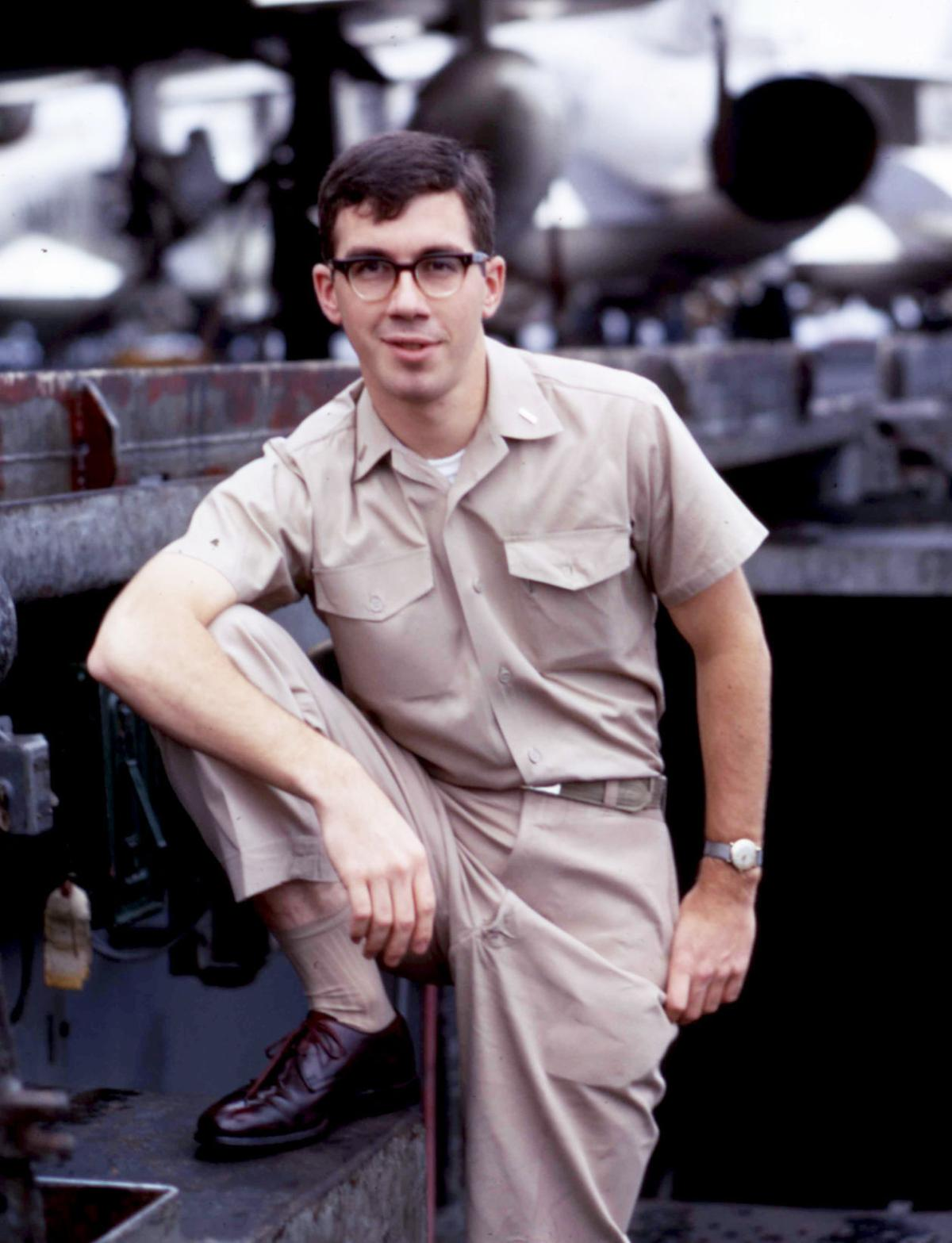 John Snively Vietnam