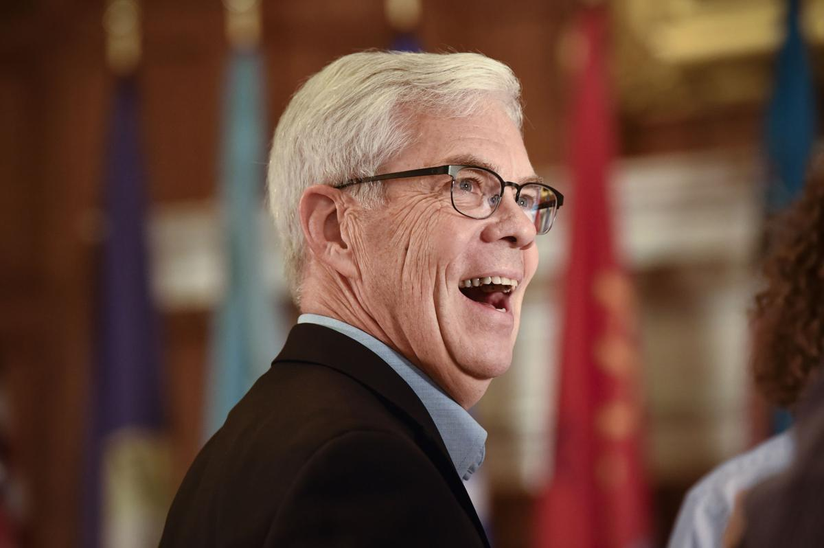 Lieutenant Governor Mike Cooney