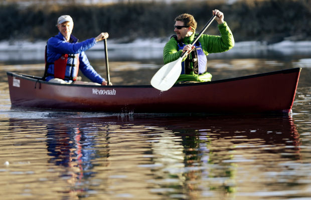 Canoe-makers losing key material for molding boats